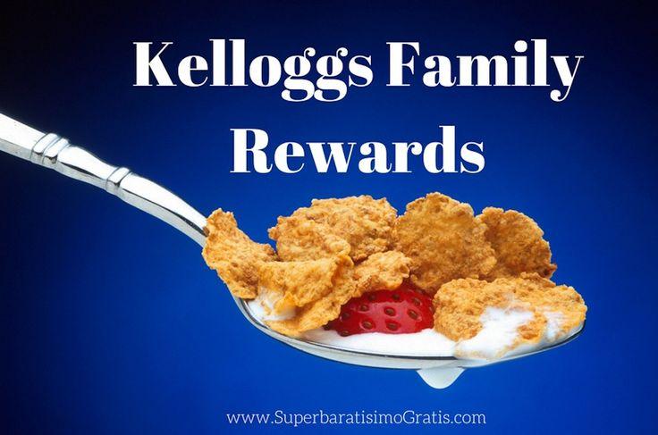 Nuevo Código25PTSTOSAYTHANKS Con este programa de Kelloggs Family Rewards click Aquíacumulas puntos que luego cambias por cupones o productos Kellogg's, los códigos los encuentras en las cajas de cereal de esta marca. También hay códigos gratis que liberan en ocasiones y en el blog los publicaremos. Si eres un Nuevo usuario te puedes registrar gratis y ingresa el código JOINKELLOGG2SAVE [...]
