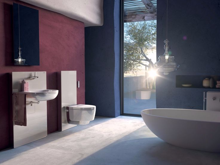 Geberit AquaClean Al Cersaie 2016 Lu0027innovativo WC Bidet Protagonista Dello  Showroom Mobile