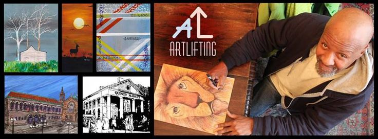 ArtLifting is the social enterprise solution for homeless and disabled artists. They are driven by their mission and seek to empower their artists by providing a professional gallery where they can sell their work.