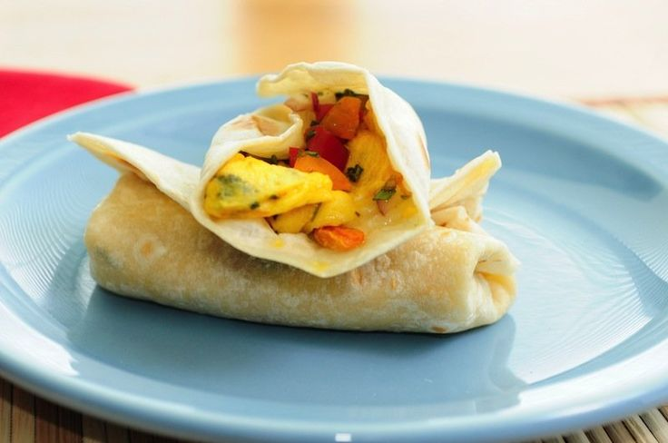 Wrap It Up: 10 Breakfast Wraps to Start Your Day