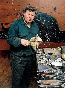 Fred-Williams-1981, Australian Artist