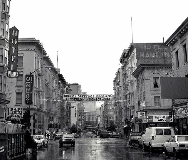 Tenderloin, San Francisco by Dizzy Atmosphere