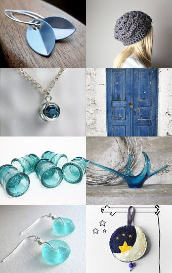 6. Seascape Scenery by Nicole on Etsy--Pinned with TreasuryPin.com