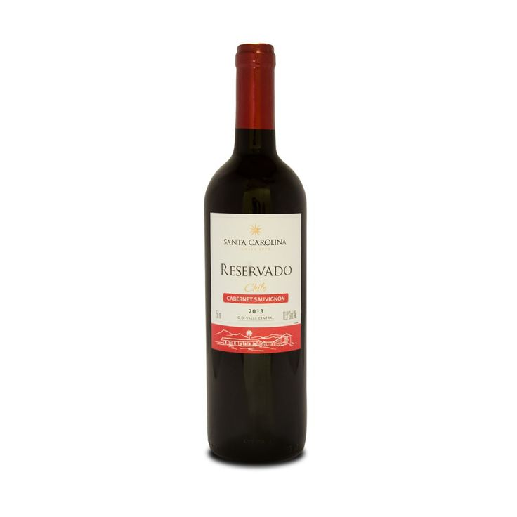 Vinho Santa Carolina Reservado Cabernet Sauvignon, 2013 http://www.buywine.com.br/vinho-santa-carolina-reservado-cabernet-sauvignon-2013/p
