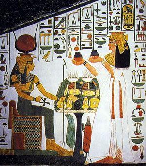 Nefertari 's tomb  - Egypt
