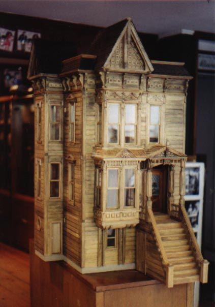 Doll House Casas De Mu 241 Ecas Pinterest Doll Houses