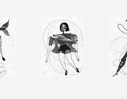 """Check out new work on my @Behance portfolio: """"Graphic characters and compositions"""" http://be.net/gallery/54414439/Graphic-characters-and-compositions"""