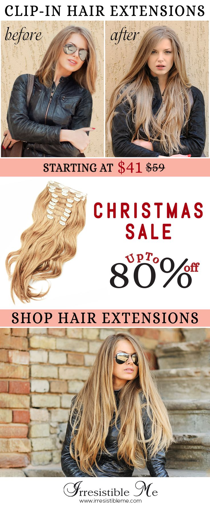 487 best irresistible me clip in hair extensions images on youll have instant long hair in less than 5 minutes with irresistible me 100 human remy clip in hair extensions pmusecretfo Choice Image