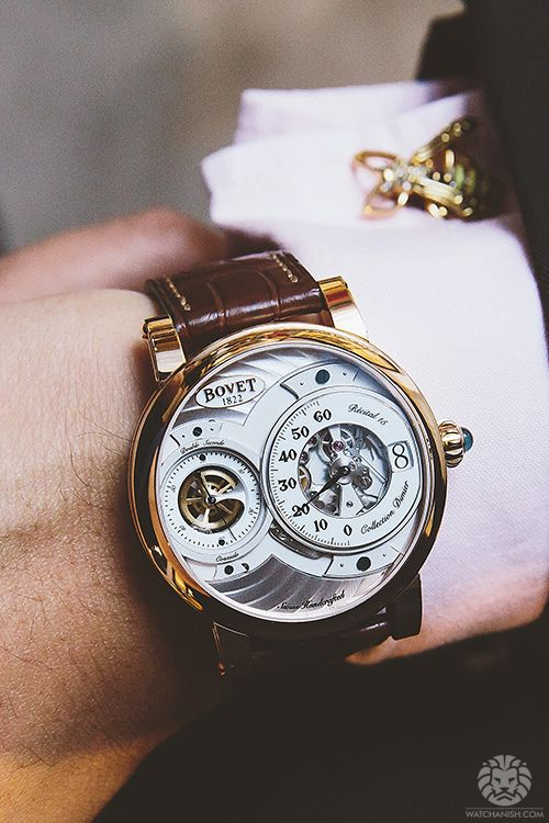 watchanish:  Now onWatchAnish.com-Private Viewing of Bovet Timepieces at Asprey with Pascal Raffy.