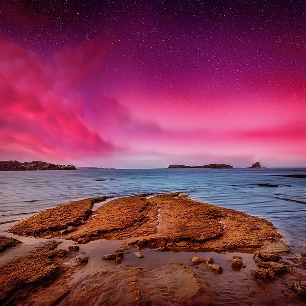Rock Around The Clock.  Mahurangi, Auckland, New Zealand.  View my portfolio at www.zarirmadon.com  #landscape #newzealand
