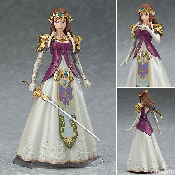 AmiAmi [Character & Hobby Shop] | figma - The Legend of Zelda Twilight Princess: Zelda Twilight Princess ver.(Pre-order)