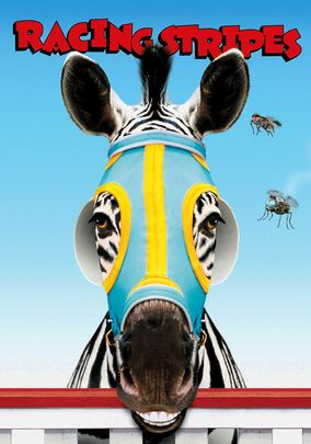 Racing Stripes (2005) Shattered illusions are hard to repair -- especially for a good-hearted zebra named Stripes (voiced by Frankie Muniz) who's spent his life on a Kentucky farm amidst the sorely mistaken notion that he's a debonair thoroughbred. Once he faces the fact that his stark stripes mark him as different, he decides he'll race anyway. And with help from the young girl (Hayden Panettiere) who raised him, he just might end up in the winner's circle.