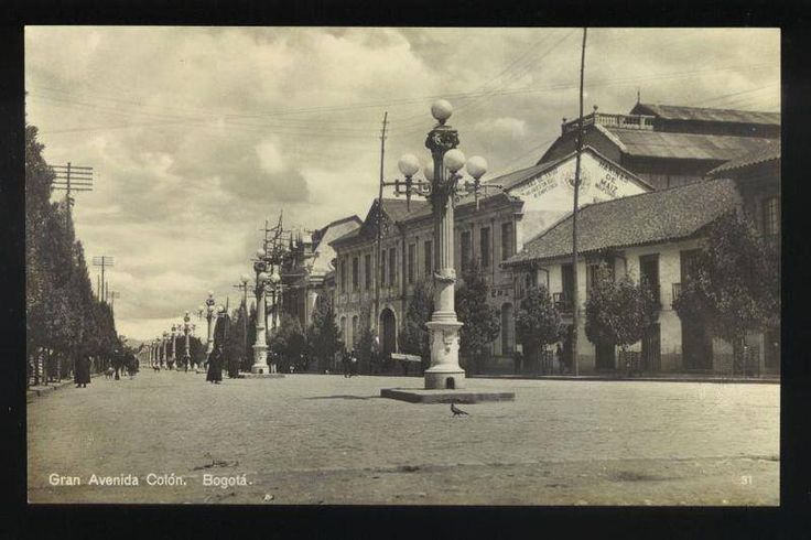 Avenida Colón (Calle 13)