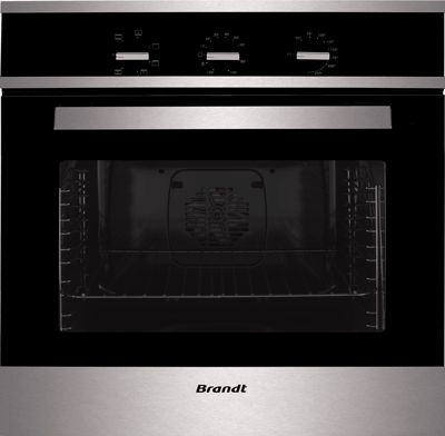 Brandt FE1011XS / Brandt FE1010XS First Built in Oven for us. Hurray!