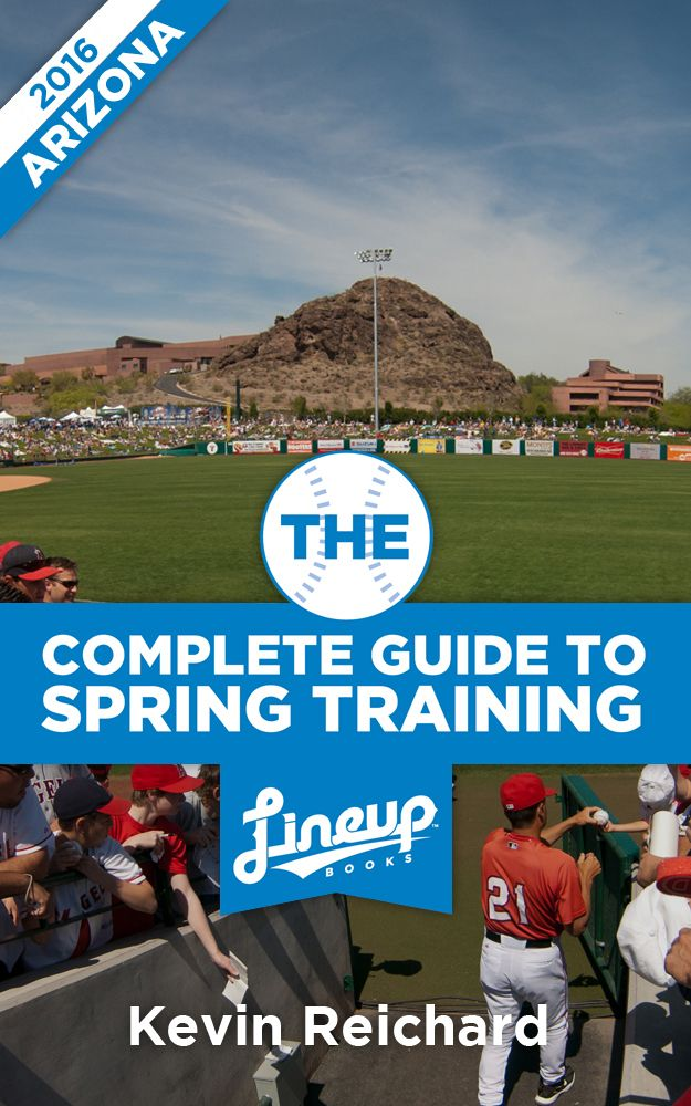 Spring Training 2016 MLB Cactus League Guide and Complete Schedule (Phoenix/Scottsdale/Mesa/Glendale AZ area) -- view it here. (March 1 - April 2, 2016)