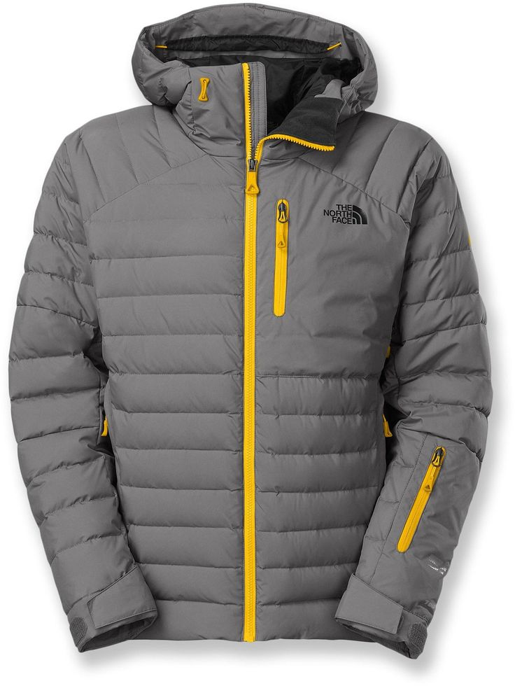 Built for Alaska-level cold, The North Face Point It Down jacket boasts a