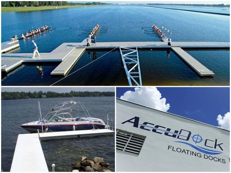 AccuDock became a part of the Rio Olympics