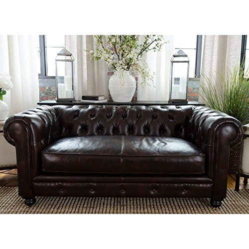 Elements Fine Home Estate Leather Loveseat Review https://reclinersforsmallspaces.info/elements-fine-home-estate-leather-loveseat-review/