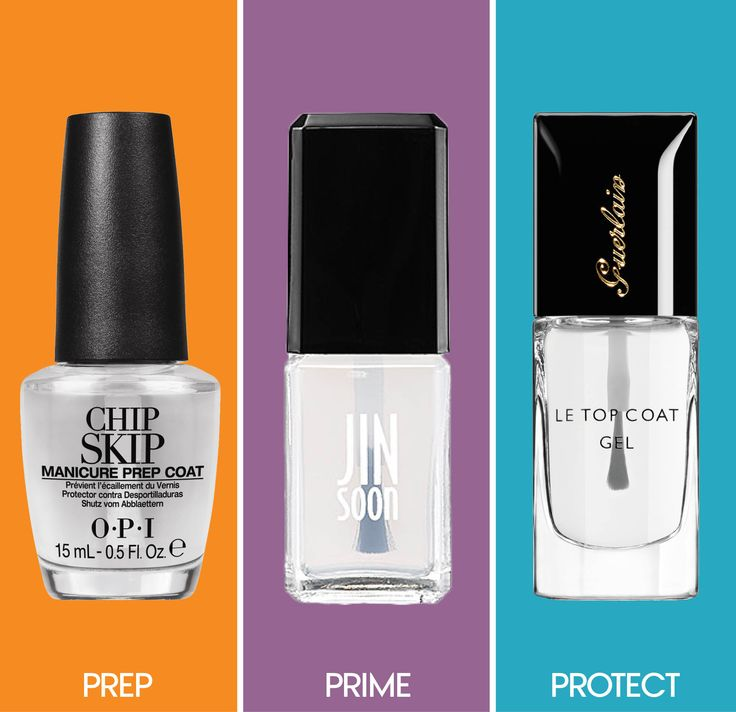 Thanks to a new crop of breakthrough base coats and top coats, your nail color may be poised to stick around for a few more days or even weeks. From break-proof rubberized textures to UV-protective formulas, we've rounded up the best of them—along wit