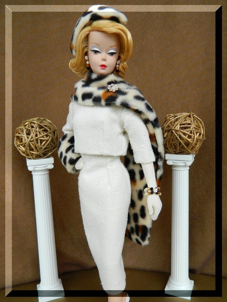 Silkstone Barbie Dolls Part 2 - YouTube