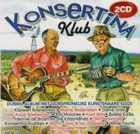 Konsertina Klub - Vol.2 With the great success we had with the first release, it was clear that the Boeremusiek fans out there, love their music. With 14 000 units sold of the first volume, we feel that with this one having a better tracklist, we should be able to do better than the first release. SABC is partnering with us on this album, so it will definitely be a good seller.