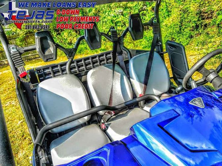 New 2017 Yamaha Viking EPS SE ATVs For Sale in Texas. 2017 Yamaha Viking EPS SE, 2016 Yamaha Viking EPS SE SMOOTH GOOD LOOKS The Special Edition Viking pairs a smooth off-road capable ride with stunning color and graphic scheme, cast aluminum wheels and more. Features may include: Torquey 700-Class Engine The Viking EPS SE is ready to conquer whatever comes its way with a powerful 686cc, liquid-cooled, fuel injected, SOHC power plant. This engine produces strong low-end acceleration and…
