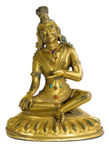 Figur eines Mahasiddhas