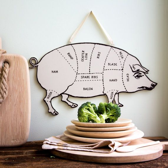 2219 best images about laser cut decor templates ideas Pig kitchen decor