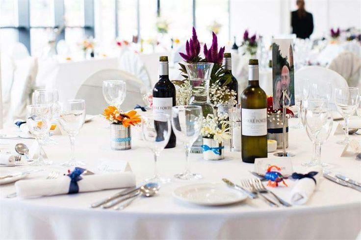 Modern wedding venue - M Shed