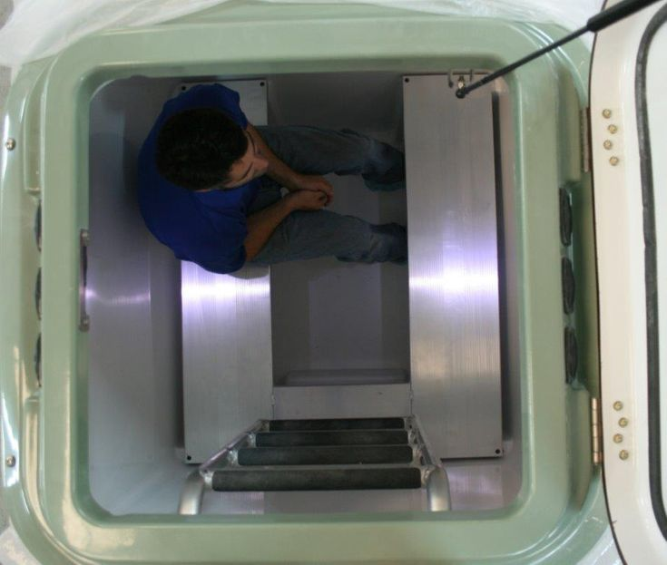 1000 Ideas About Underground Garage On Pinterest: 1000+ Ideas About Storm Shelters On Pinterest