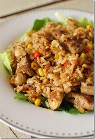 Savoury Rice | Slimming Eats - Slimming World Recipes