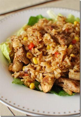 Savoury Rice | Slimming Eats - Slimming World Recipes