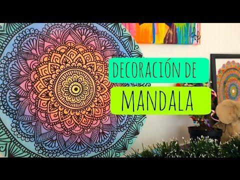 Best 25 dibujar mandalas ideas only on pinterest - Mandalas para pared ...