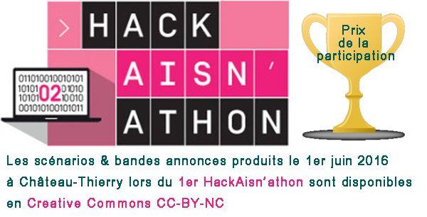#hackaisnathon #SeTromper Les Castors Juniors - N. Suares, G. Azevedo, C. Parmentier & S. Brioux @acamiens @canope_02