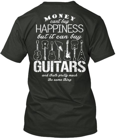 Another goofy #guitar T-shirt.