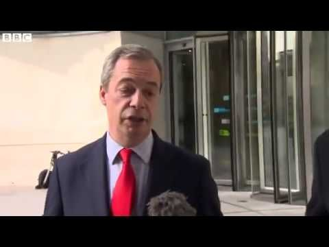 Breaking UKIP News : Nigel Farage - No Racism Will Be Tolerated