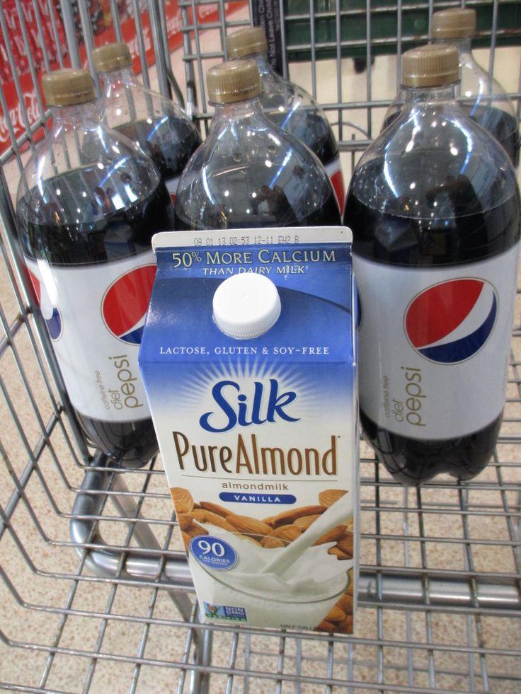 Publix Deals: Diet Pepsi Only $0.33 Each, Silk Milk $0.50 & More