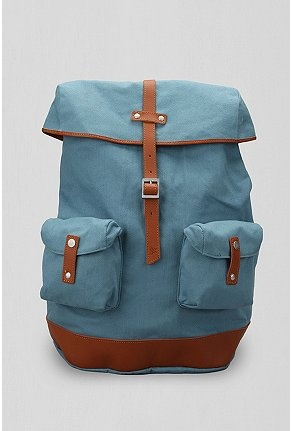 The Brothers Bray & Co. Rucksack  $98.00