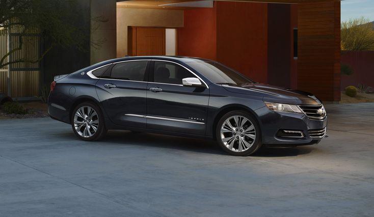 Uma nova geração do Impala foi anunciada para 2014