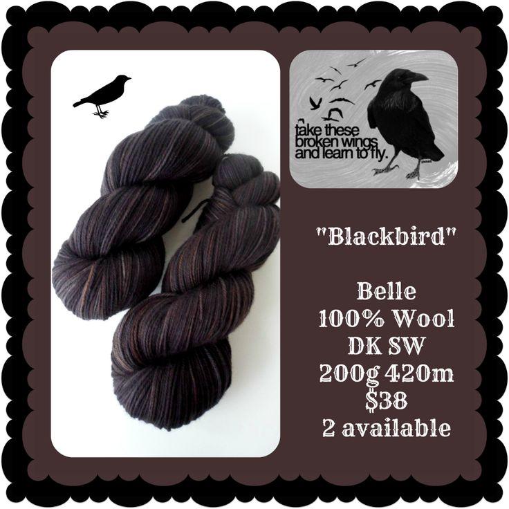 Blackbird - Beatlemania | Red Riding Hood Yarns