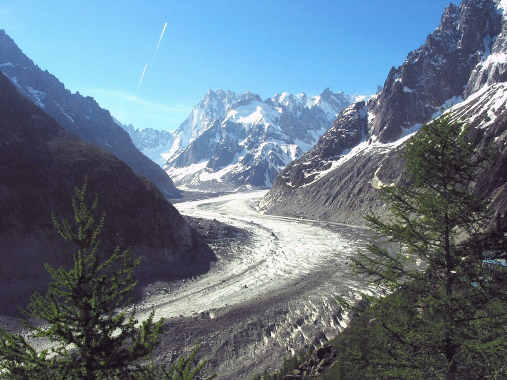 Mer De Glace, Chamonix Mont-Blanc