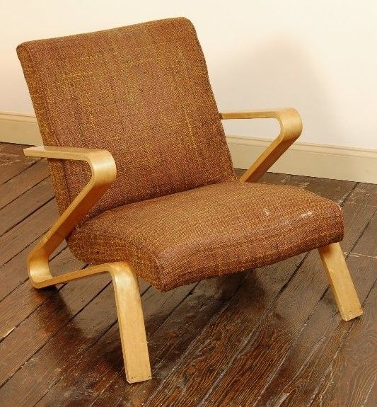 Alvar Aalto Mid Century Chair Pascoe