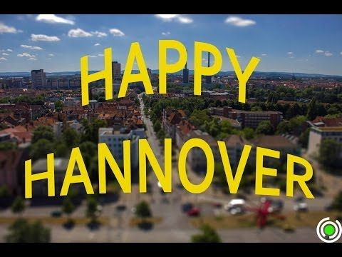 ▶ Pharrell Williams - Happy [WE ARE FROM HANNOVER] #HAPPYDAY -on the river Leine, is the capital of the federal state of Lower Saxony (Niedersachsen), Germany and was once by personal union the family seat of the Hanoverian Kings of Great Britain