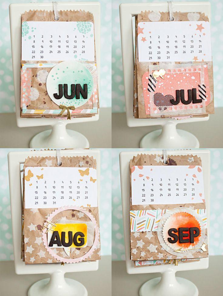 Blog Hop Geburtstagskalender Juni bis Sep.