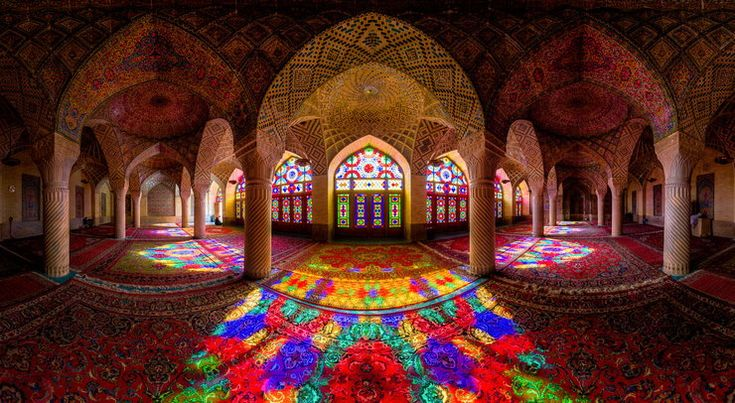 Iran największe atrakcje co zobaczyć