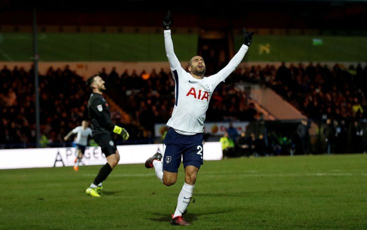 Lucas Moura believes 'quality' Spurs can win the Champions League
