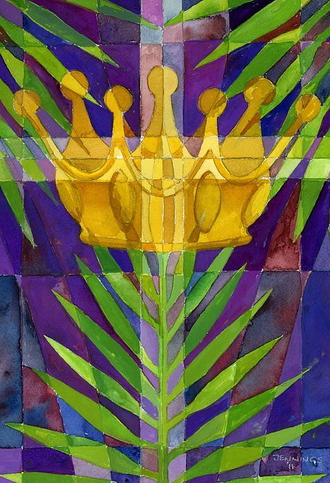Watercolor - King of Kings