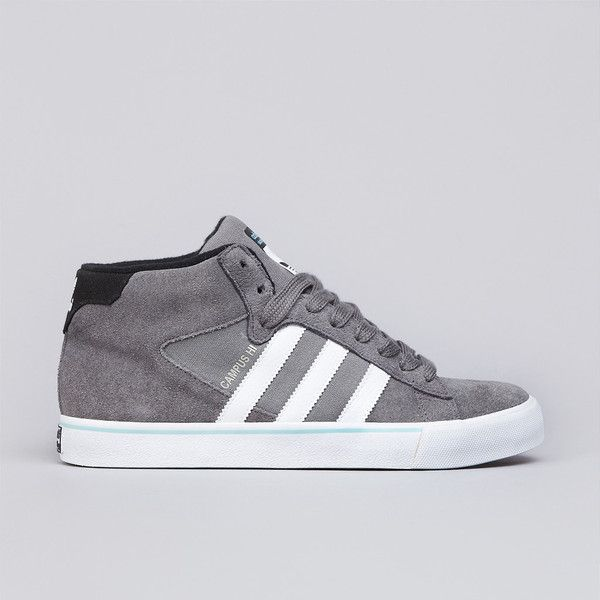 adidas campus vulc grey