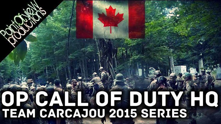 "Call of Duty ""Headquarters"" 27juin 2015"
