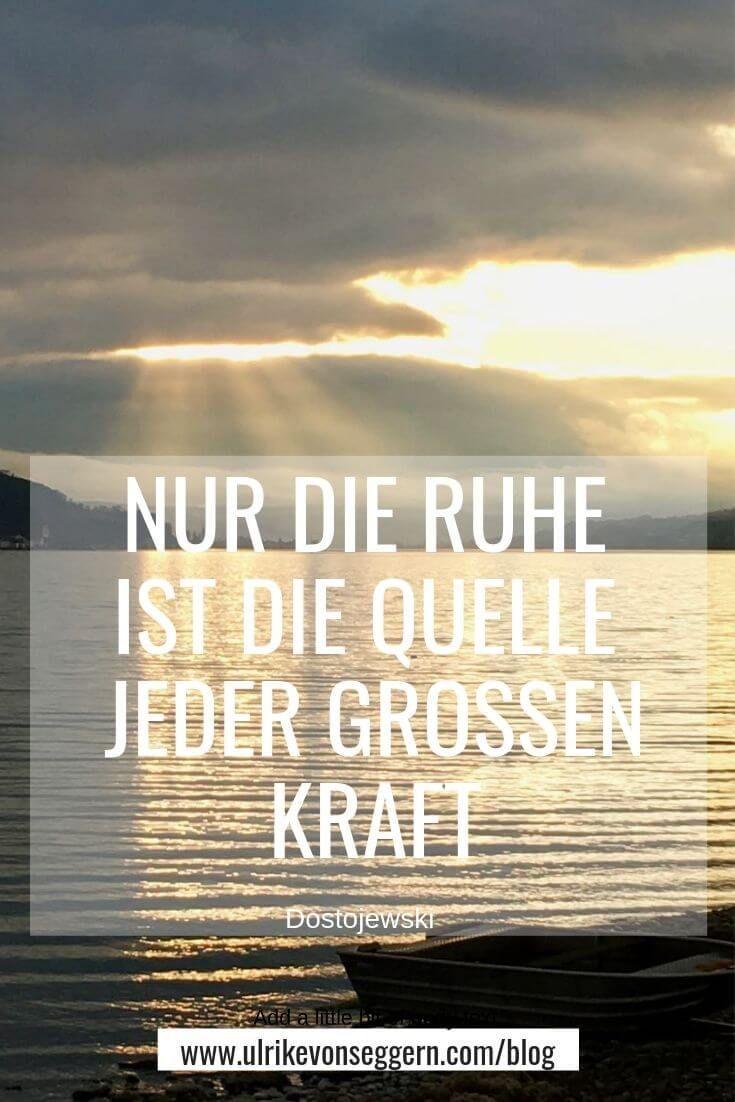 Zitat Entspannung Bodensee Sonnenuntergang Bodensee